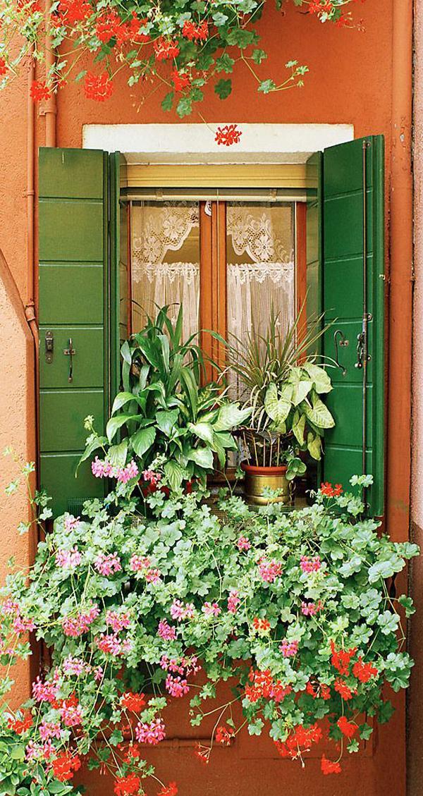 DIY-окна-цветочные ящики-и-кашпо-стойки-идеи