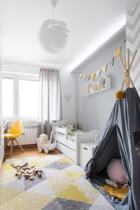 fun-grey-kids-room-with-tents