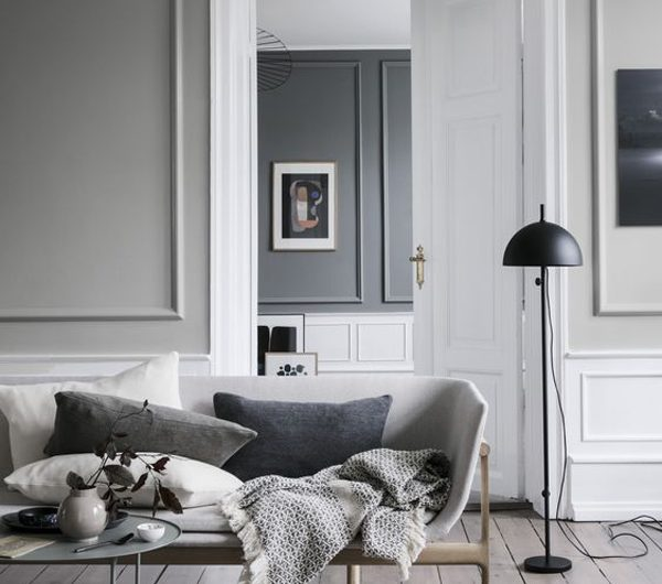 5 Cool Ways To Apply Grey Colors Into Your Interior