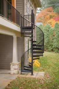 iron-spiral-staircase-design