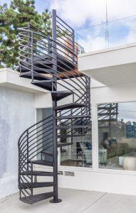 mid-century-outdoor-staircase-ideas