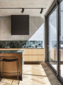 minimalist-wood-kitchen-design-with-open-concept