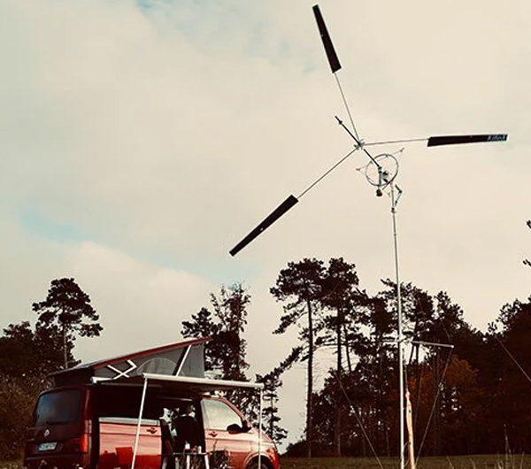 The Wind Catcher: Professional Wind Turbine By KiteX