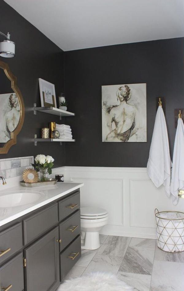 pretty-gray-bathroom-design