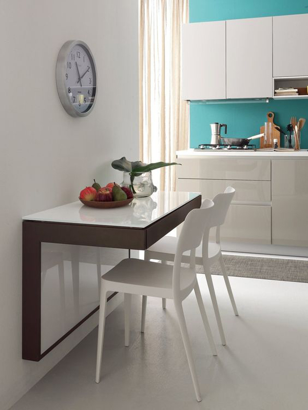 wall-mounted-folding-dining-table-designs