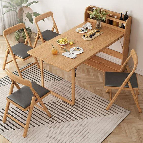 wood-folding-dining-table-sets