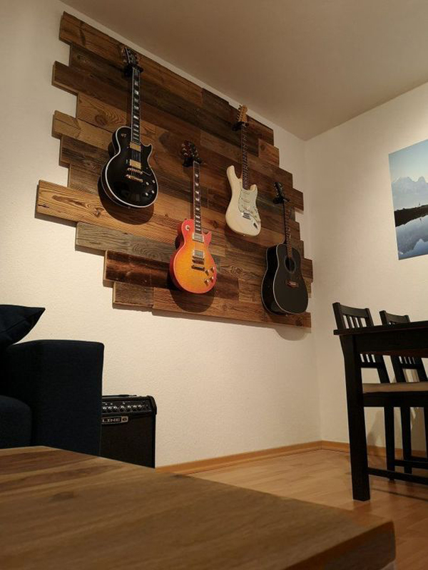 wood-pallet-guitar-display-background