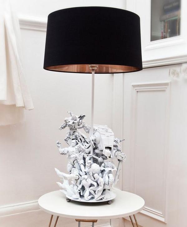 фигурка-артполная лампа