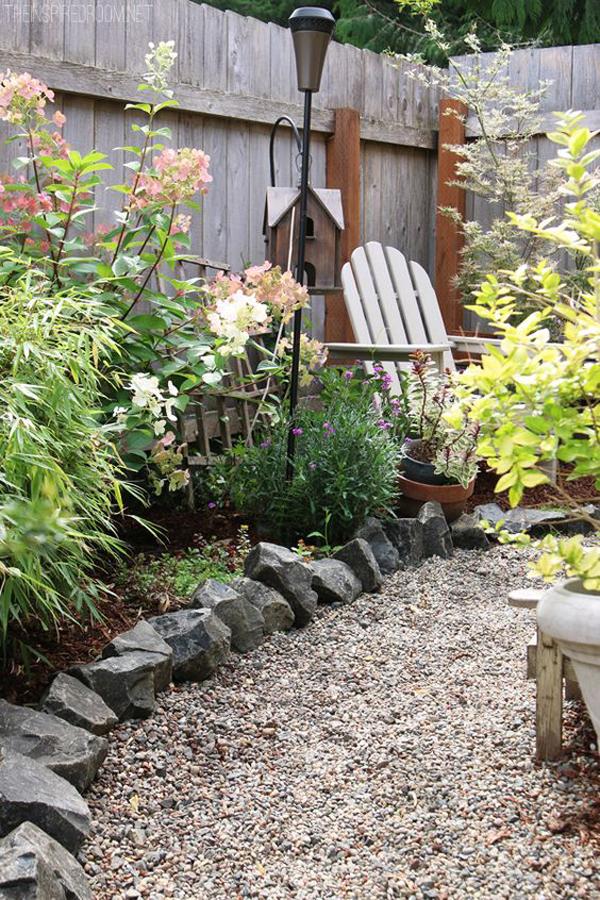 backyard-retreat-with-gravel-pathway