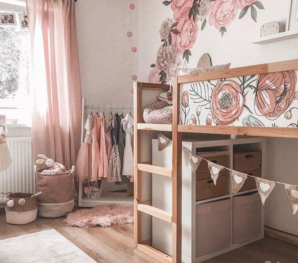 35 Functional IKEA Kura Bed Hacks That All Kids' Love
