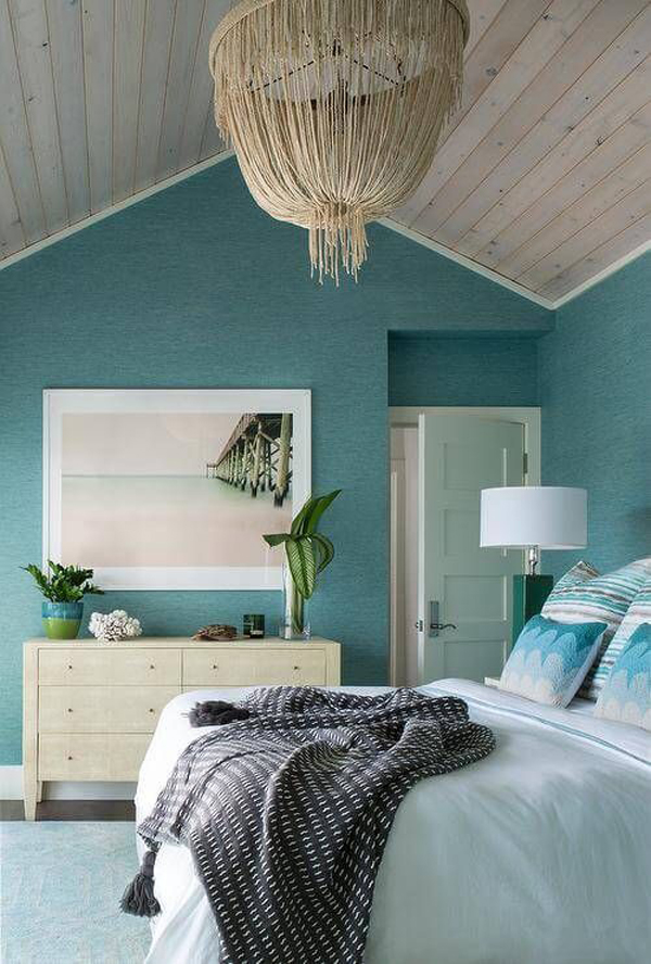 best-turquoise-interior-color