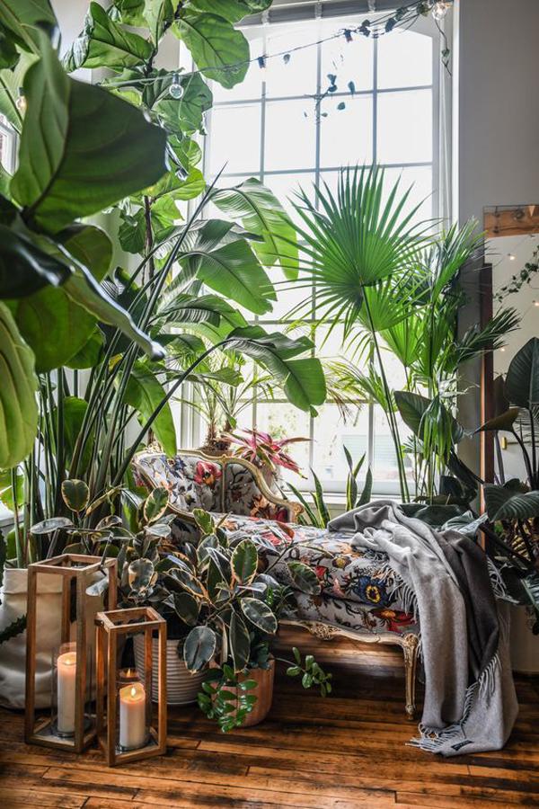 boho-chic-jungle-interior-decor