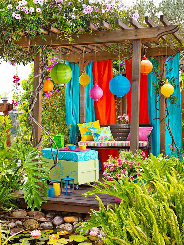 colorful-backyard-pergola-ideas