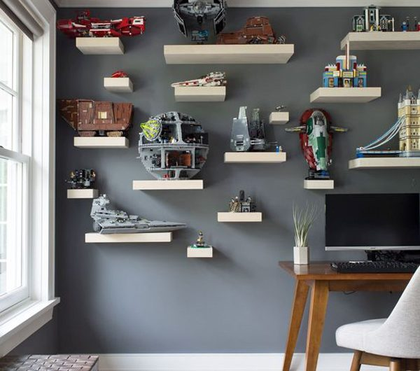7 Cool Ways To Decorate Your Rooms With Action Figure