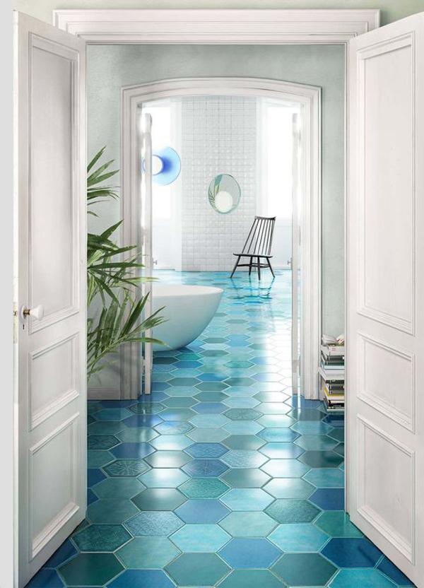 hexagonal-turquoise-floor