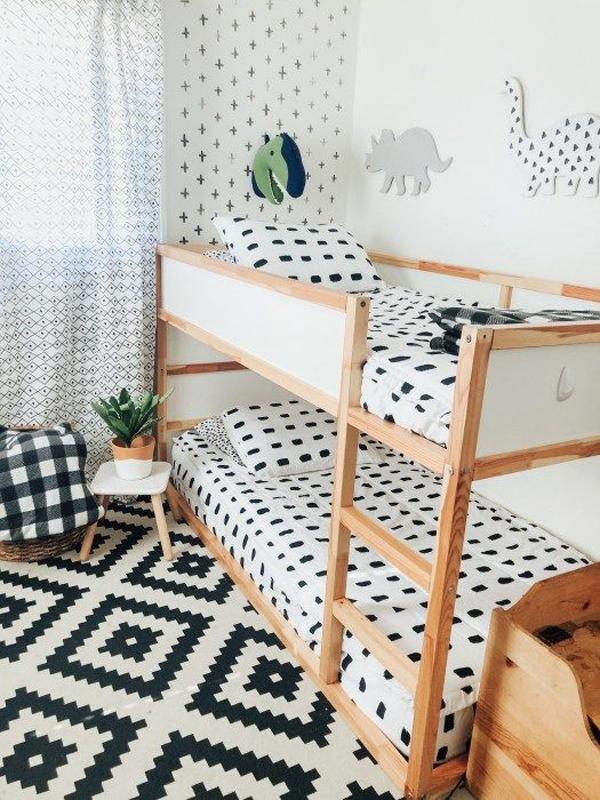ikea-kura-bed-design-with-polkadot-theme