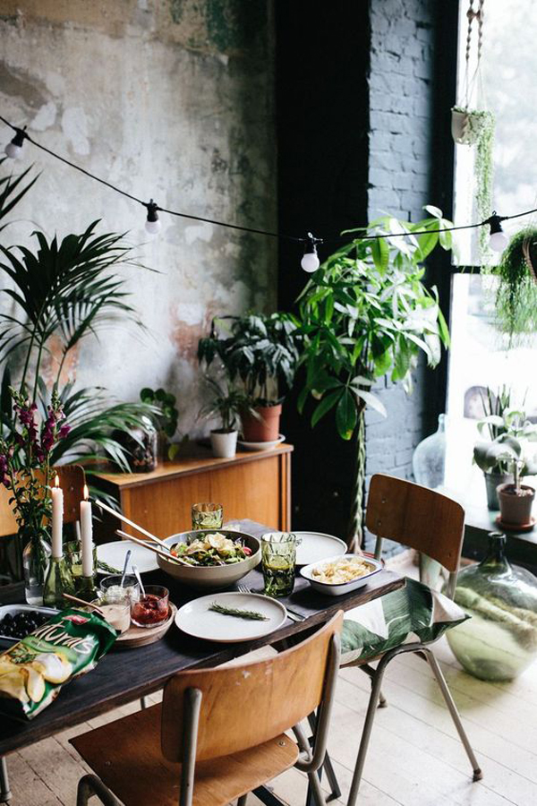 industrial-jungle-dining-spaces