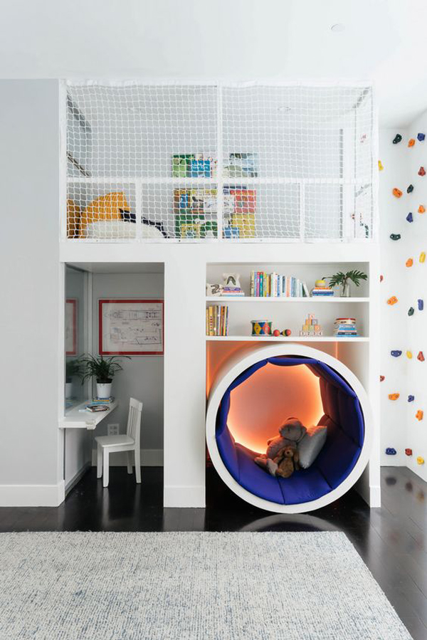kid-play-area-with-climbing-walls