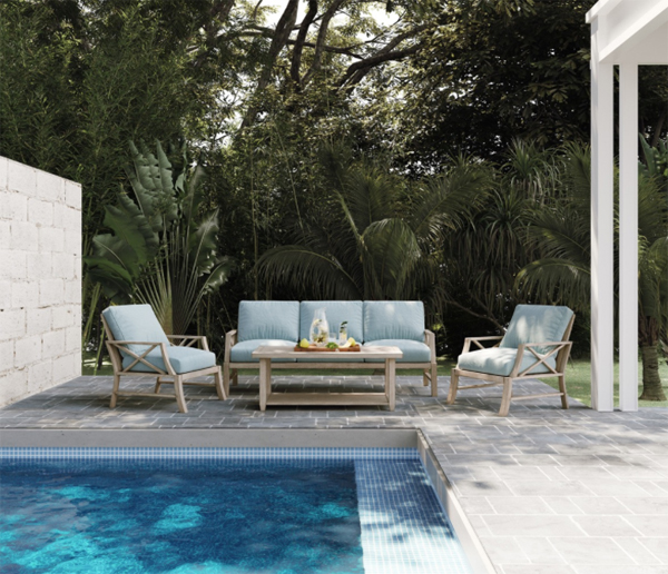 modern-blue-poolside-seating-areas