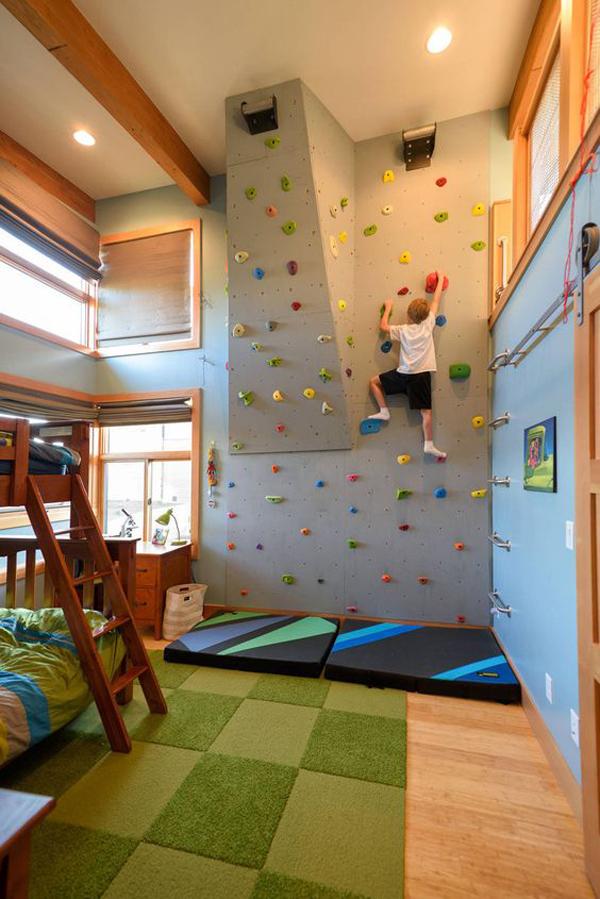 modern-kid-bedroom-with-rock-climbing-walls