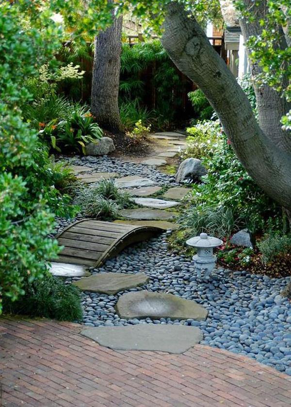 most-beautiful-diy-garden-ideas-with-gravel
