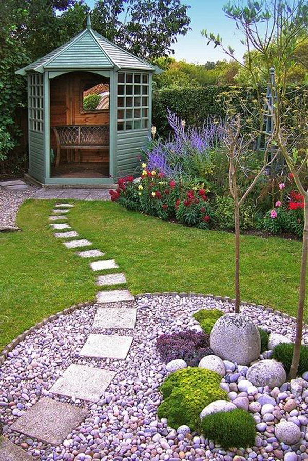 gravel-garden-with-gazebo
