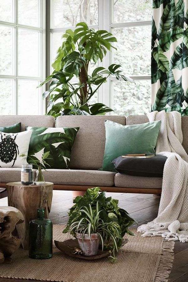 stylish-jungle-living-room-design