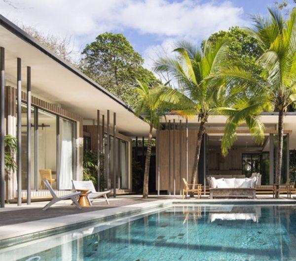 The Sirena House: Luxury Beachfront Property By Studio Saxe