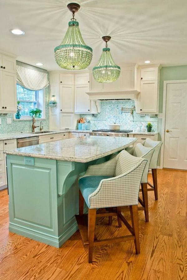 turquoi se-and-aqua-kitchen-design