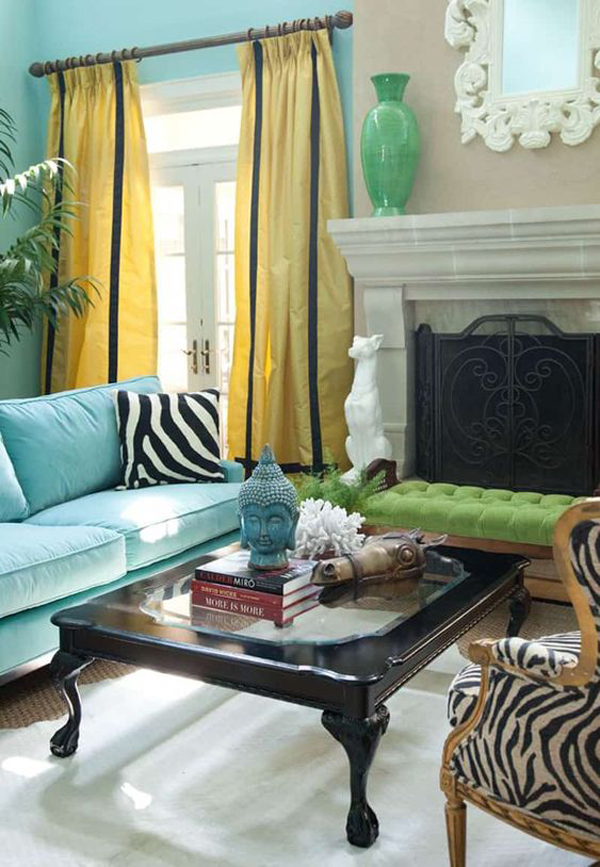 turquoise-living-room-interior-color