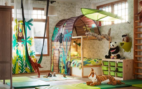 zoo-kid-bedroom-with-kura-hack