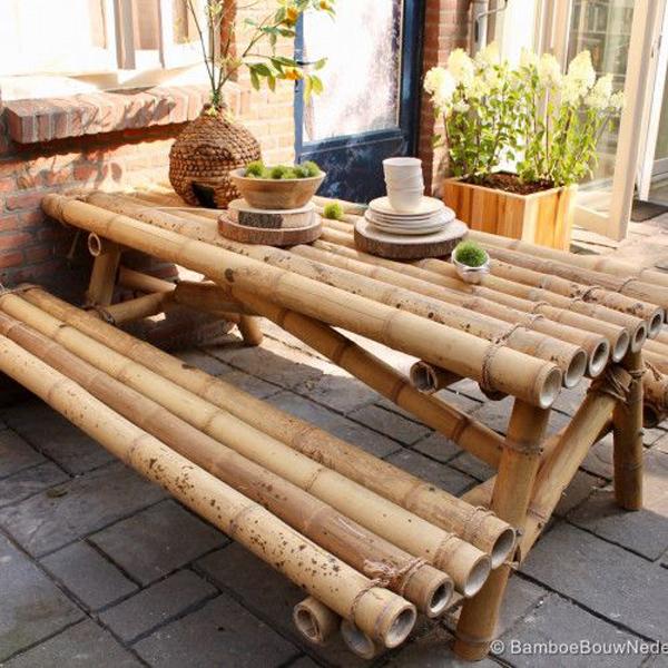 bamboo-dining-furiture-set