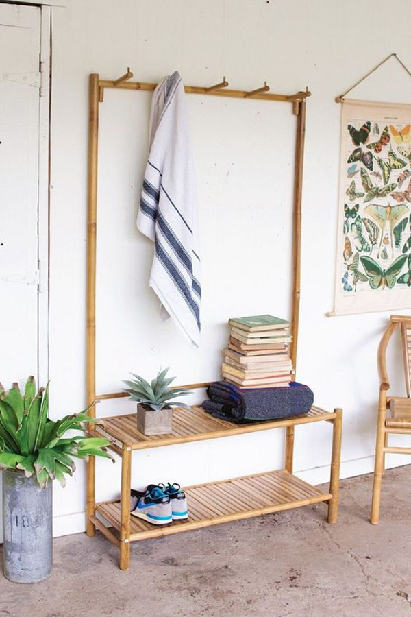 bamboo-shoes-rack-and-hanging-storage