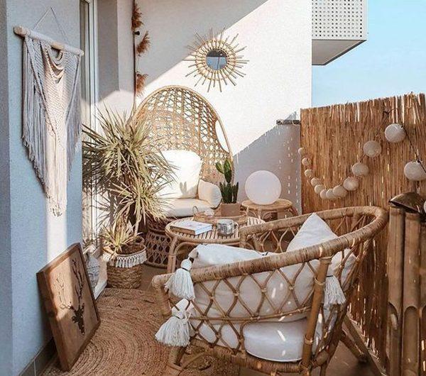 20 Bohemian Balcony Ideas That Everyone Will Love