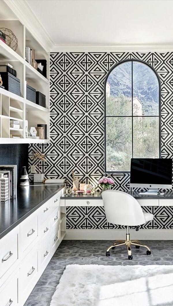 bold-office-wallpaper-decor-ideas