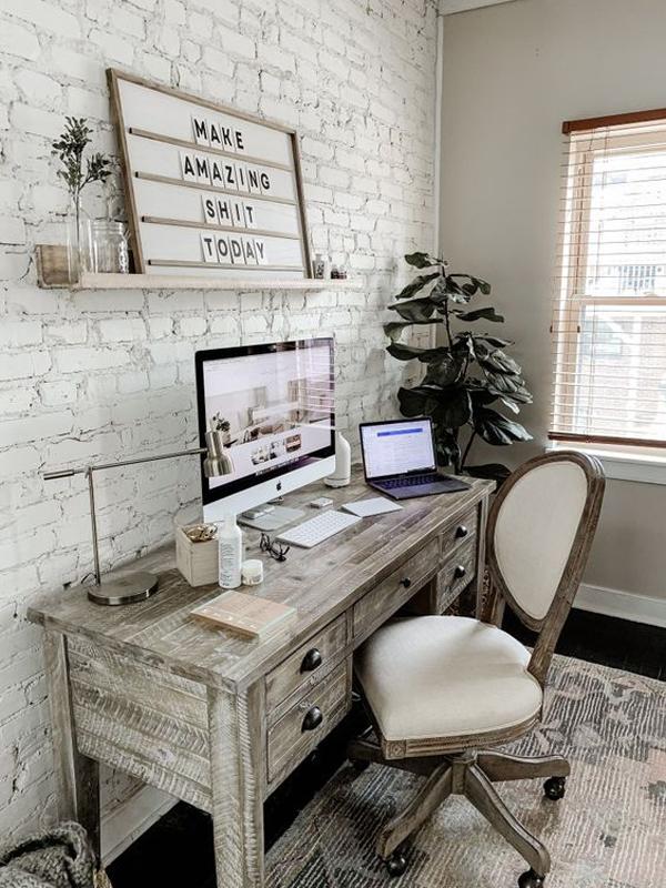 classic-brick-home-office-wallpaper