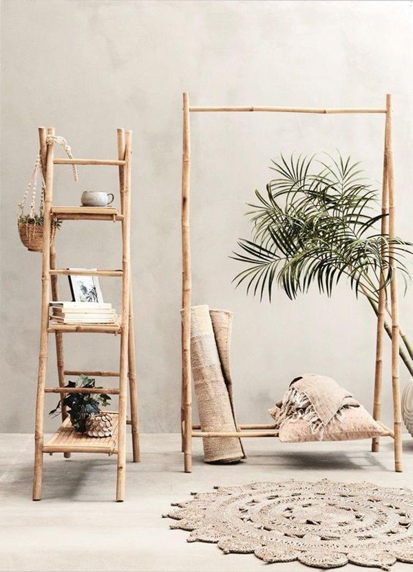 12 Functional Ways To Use Bamboo Into Your Decor