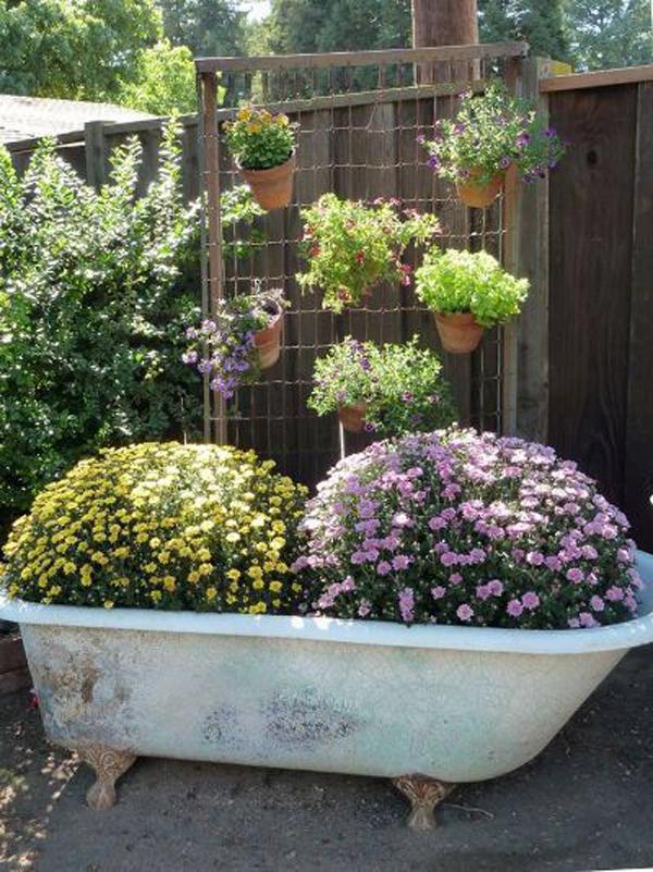 diy-bathtub-container-garden-landscapes