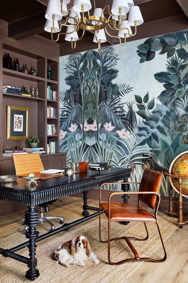 graphic-floral-tropic-wallpaper-for-home-office