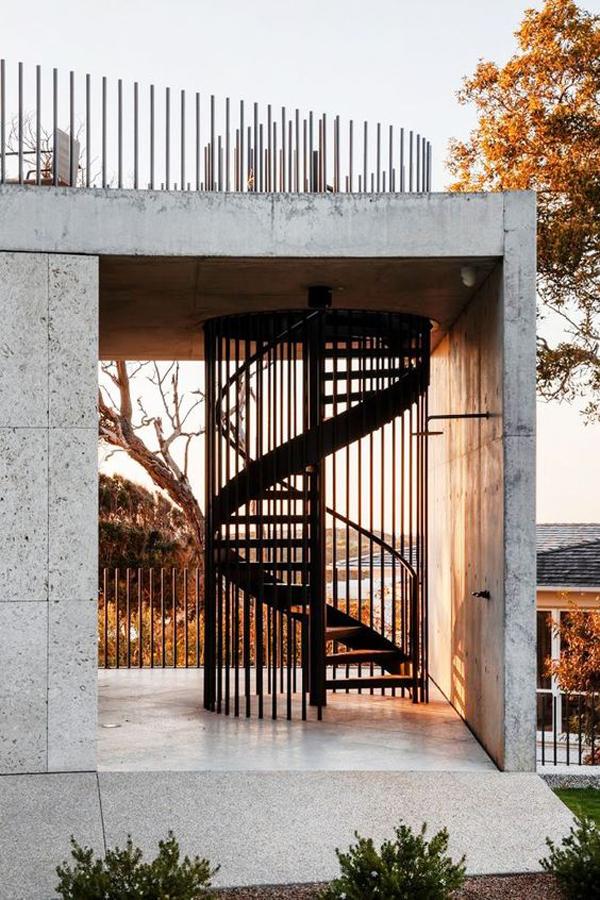 modern-and-minimalist-spiral-staircase-ideas