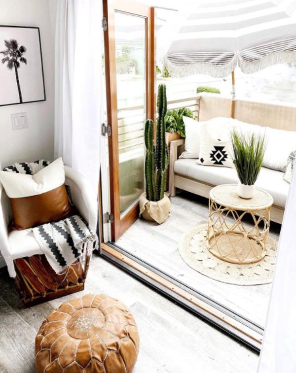 modern-boho-chic-balcony-design