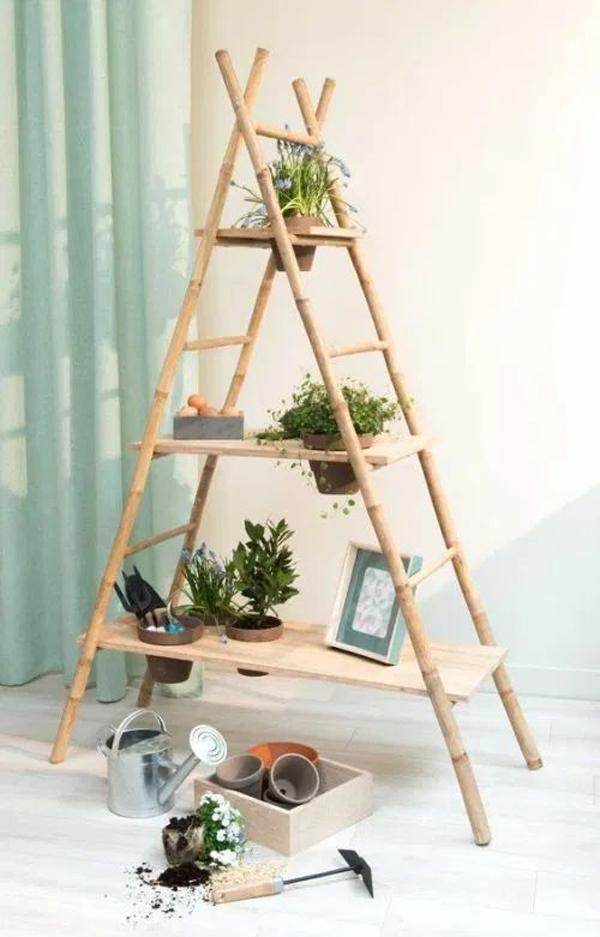 triangle-bamboo-rack-ideas