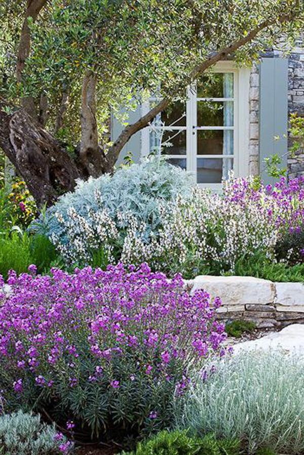 beautiful-organic-flower-garden-ideas