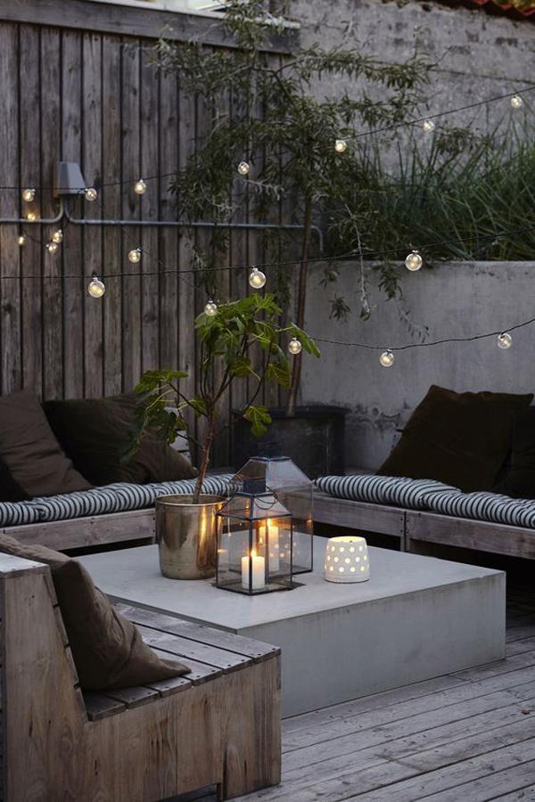 boho-outdoor-patio-with-lighting-ideas