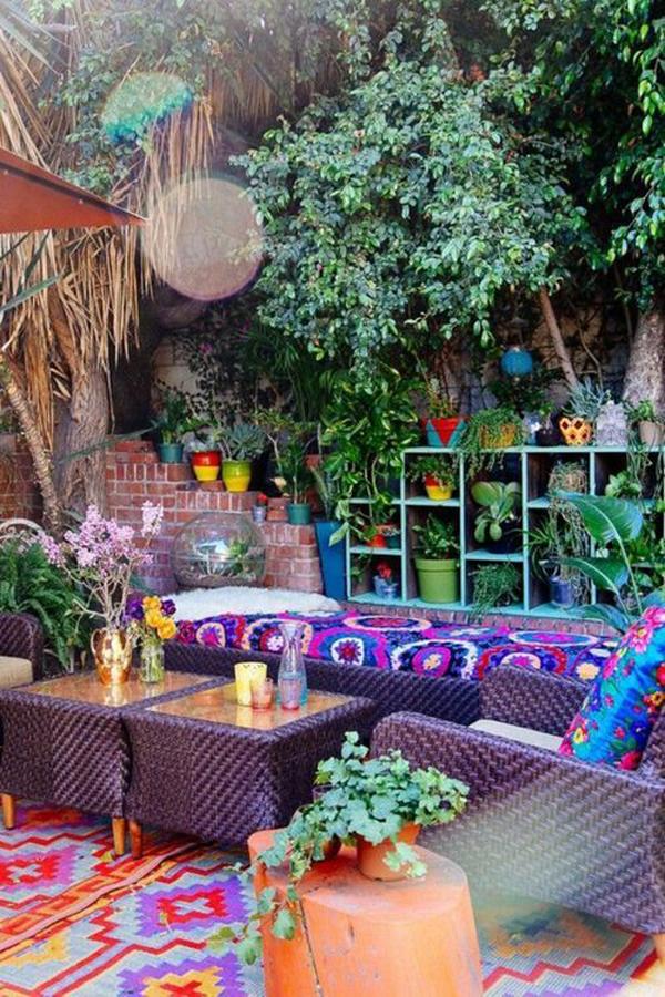 colorful-boho-garden-design-ideas