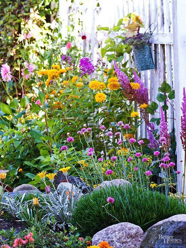 colorful-flower-garden-ideas-for-summer