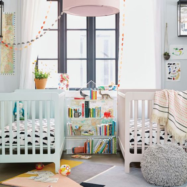 colorful-twin-nursery-with-bright-room