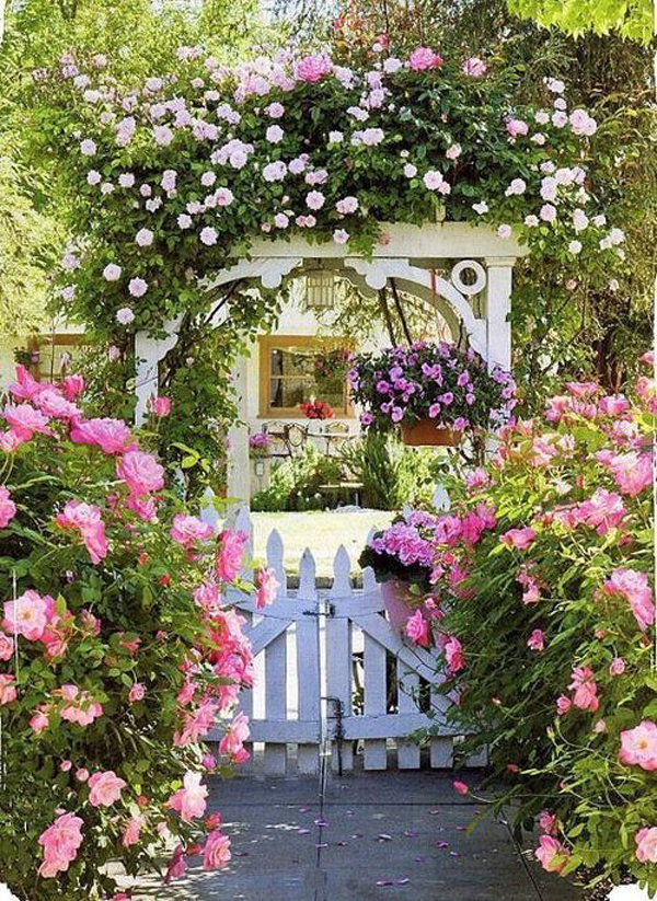cottage-floral-fence-and-gate-garden
