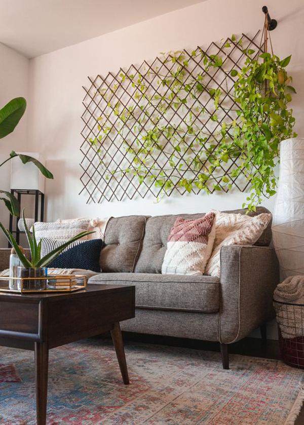 garden-trellis-wall-for-living-room-decor