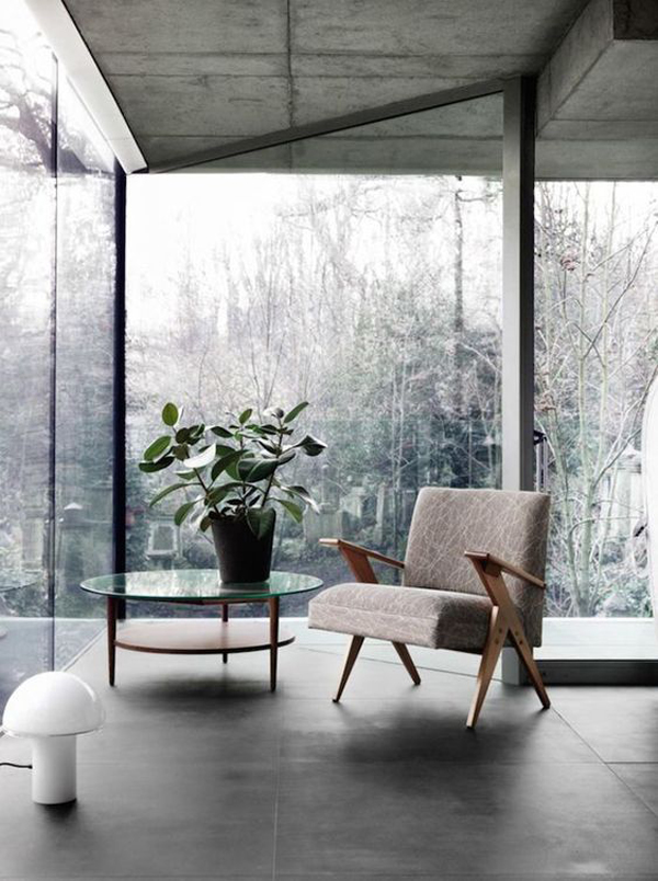 minimalist-indoor-outdoor-reading-nook-with-glass-wall